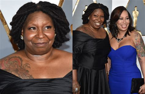 whoopi goldberg tattoo with tattoos whoopi goldberg rihanna zoe