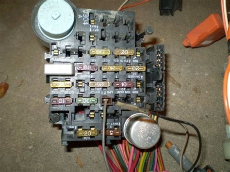 1974 corvette fuse box car wiring diagram