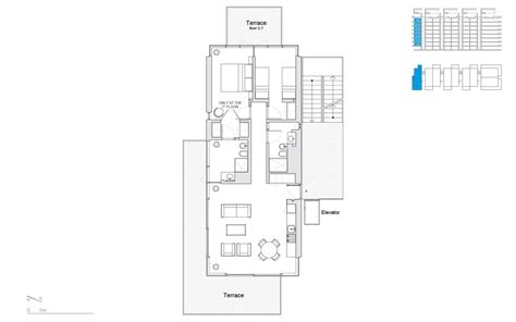 richard meier floor plans the beach houses in jesolo lido village by richard meier