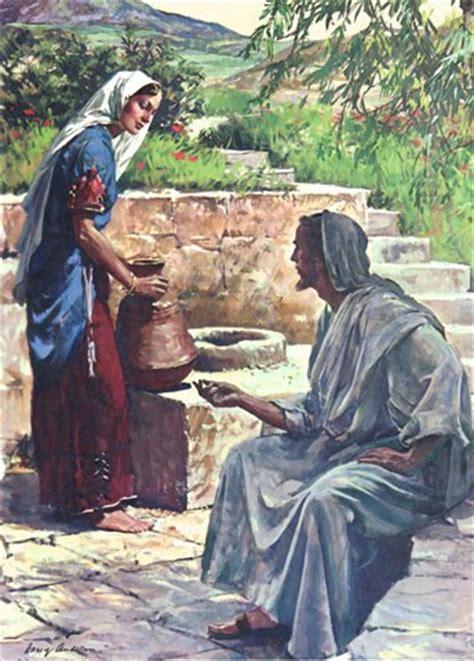 fotos de la mujer samaritana y jesus dramas cristianos jes 250 s conoce a una mujer