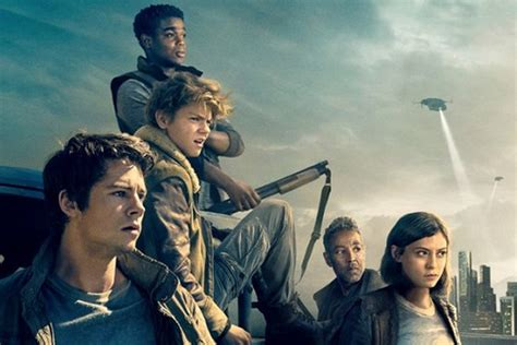 Maze Runner Cure 3 maze runner the cure review 6 ups 3 downs