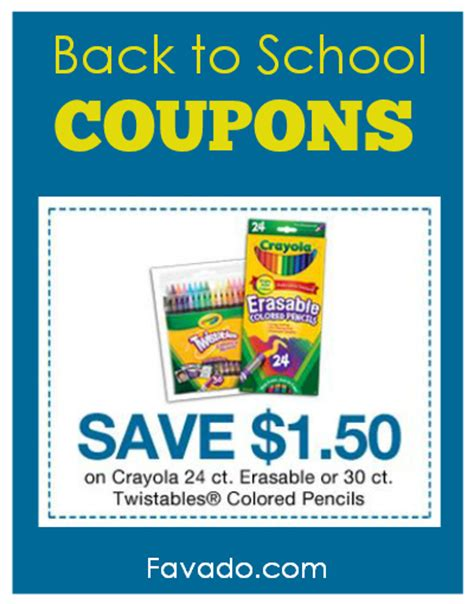 printable grocery coupons blogspot print grocery coupons for back to school products favado app