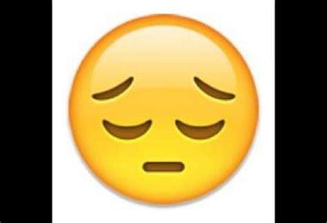 imagenes triste de wasap 10 emoticonos que estamos usando mal ecolistas