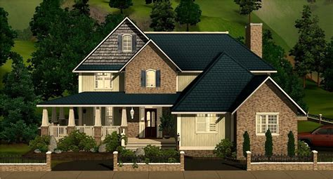 everyonesims large family home