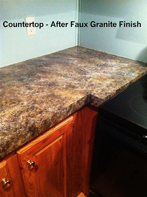 Countertop Finishes by Faux Finish Counters Faux Finish Kitchen Raleigh Nc