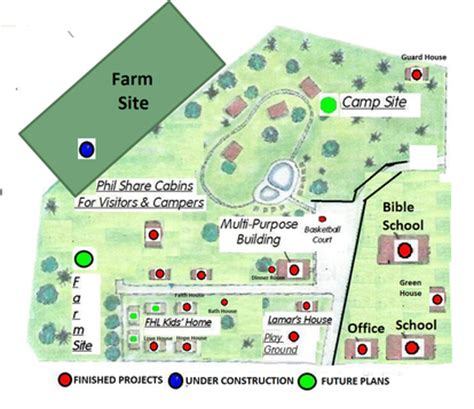 birds eye view map map birds eye view copy of accreditation faith ranch