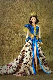 Batik Princess Syahrini Batik New Ayunda wear kebaya doll international kebaya batik modern