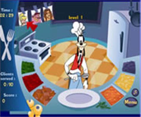 giochi di pippo in cucina giochi di cucina giochi di cucinare