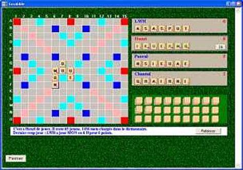 freeware scrabble t 233 l 233 charger scrabble pour windows freeware