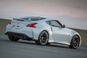 Nissan 270 Z 2016 Nissan 370z Nismo Rear Three Quarter Photo 8