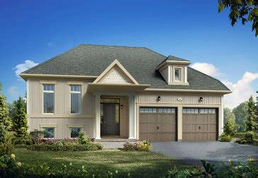 home models and prices trillium forest in wasaga beach ontario plans prices