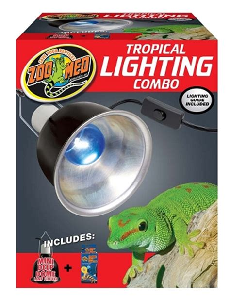 Zoo Med Tropical Lighting Combo Pack Zoo Med Lighting