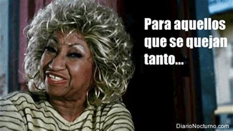 Celia Cruz Meme - image 168304 el fua know your meme