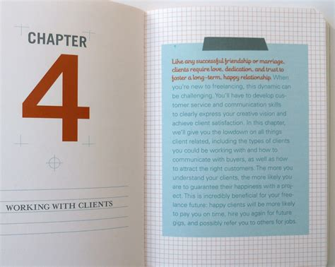 book layout chapter creative inc by meg mateo business book for creative