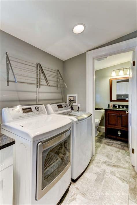 modernized mission pantry laundry lavette craftsman laundry room providence ri kitchen bath