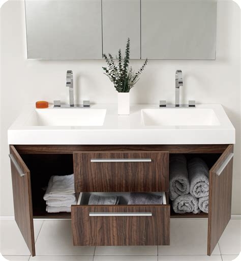48 In Bathroom Vanity With Top 48 Inch Double Sink Bathroom Vanity Homesfeed
