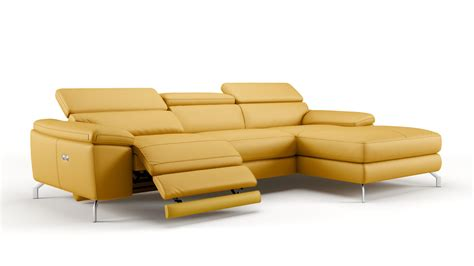Sofas Mit Relaxfunktion by Ledersofa Salento Ecksofa Mit Relaxfunktion Sofanella