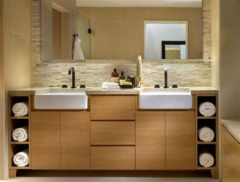 bathroom vanity tile backsplash ideas decoor