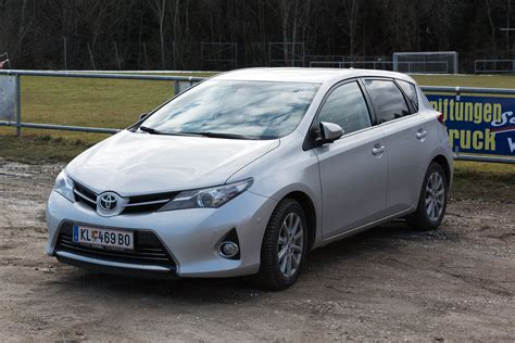 where is toyota from toyota auris