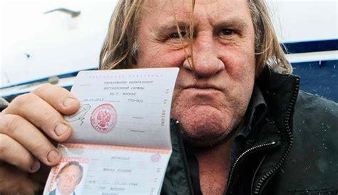 gerard depardieu is russian best and worst of the art world artnet news
