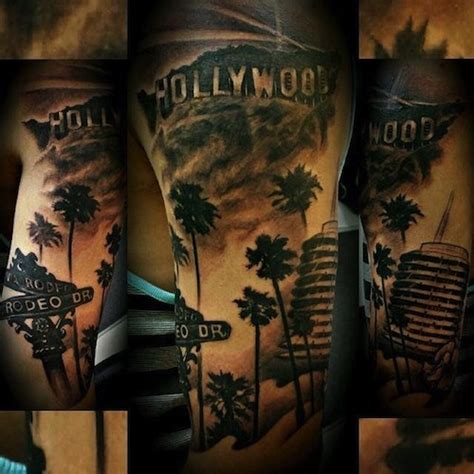 hollywood tattoo 20 best los angeles tattoos