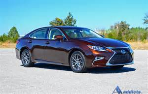 Lexus 350es 2016 Lexus Es 350 Soft And Supple Entry Level Luxury