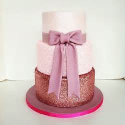 kuchen glitzer wedding cakes with glitter bridal