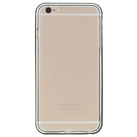 Aluminium Tpu With Dust For Iphone 6 Plus 1 kkmoon metal frame tpu phone protective cover shell