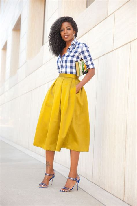 25 best ideas about mustard skirt on yellow