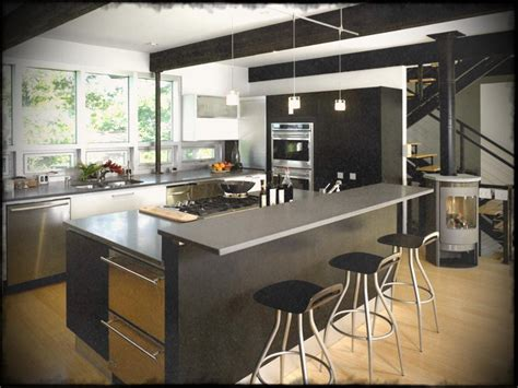 modern and coolest kitchen design ideas island decor