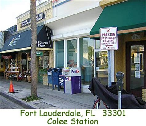 Post Office Fort Lauderdale by Florida Post Offices
