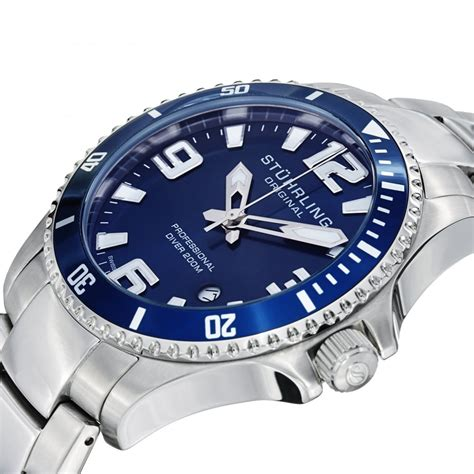 Stuhrling Mens Regatta Champion Watch 395.33U16