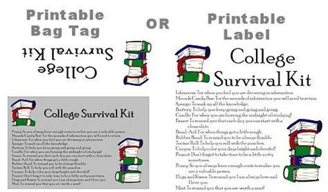 survival kit template homesick college freshmen 8 ways parents can help