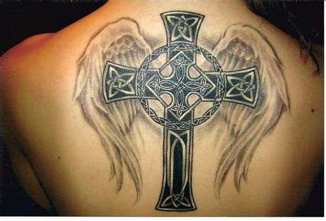 mens tattoos cross celtic tattoos for of the ancient tattoos