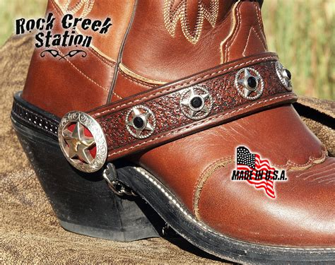 boot straps boot straps with chains 5 ranger dress up your boring