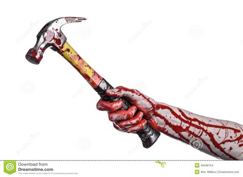Bloody Hammers bloody theme bloody holding a bloody