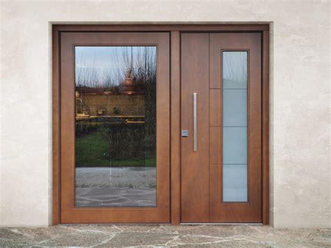 porta ingresso legno porta d ingresso blindata in legno e vetro superior 16