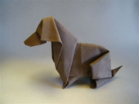 Origami Dogs - 1000 images about origami animals op