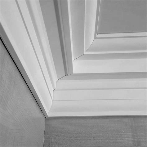 cornice wall grand georgian plaster coving ceiling 145mm x wall 170mm