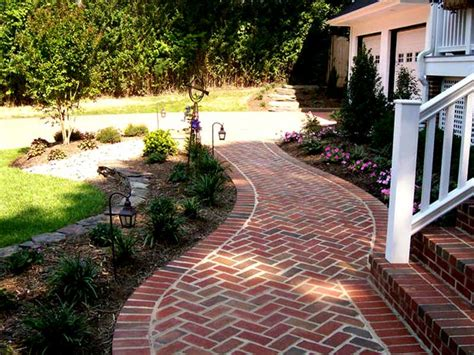 Landscaping Brick Ideas 15 Front Yard Landscaping Ideas Design And Decorating Ideas For Your Home