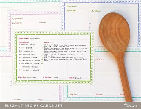 4x6 recipe card template editable 8 best images of free editable printable recipe cards