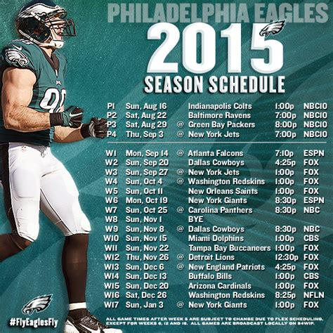 printable eagles tickets 2015 season archives philly sports muse