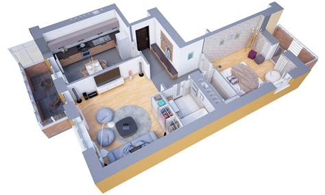 create 3d floor plan 3d floor plans 3dvisdesign