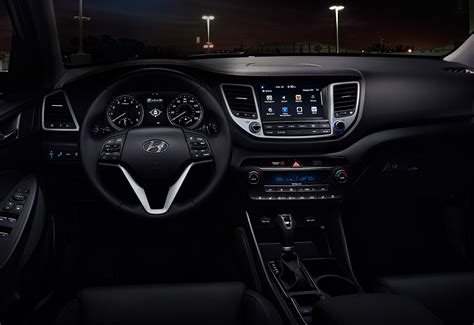 hyundai tucson interior 2017 2019 hyundai tucson predictions and review 2018 2019