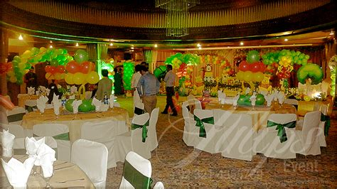 Wedding Organizer Lahore by Tulipsevent Best Jungle Safari Zoo Themed Birthday