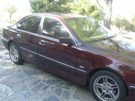 bmw 528i 1997 manual buy used no reserve 1997 bmw 528i 5 speed manual m5