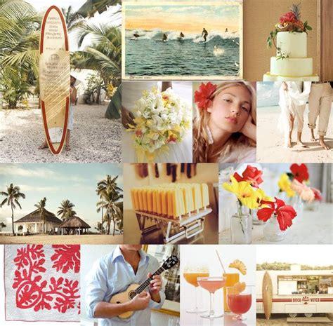 best 25 hawaiian wedding themes ideas on