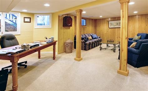 basement remodeling ideas unfinished basement ideas
