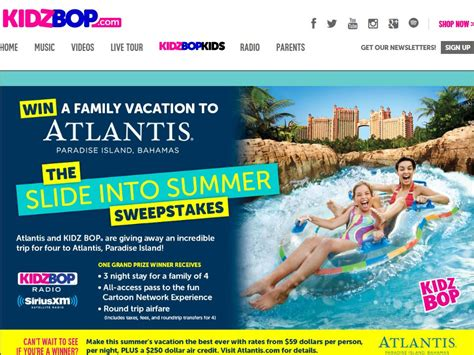 Atlantis Sweepstakes 2017 - cartoon network atlantis sweepstakes adultcartoon co