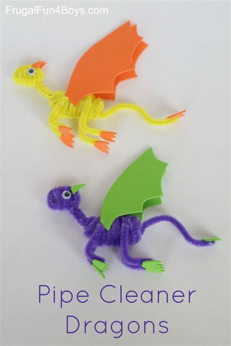 pipe cleaner crafts for 105 best images about dragons asian on